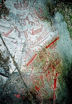 Image illustrative de l'article Gravures rupestres de Tanum