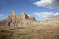 Badlands National Park, South Dakota LCCN2010630584.tif