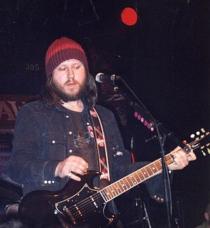 Badly Drawn Boy - Image: Badly Drawn Boy Live at l'Elysée Montmartre