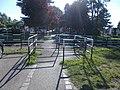 Bahnübergang, Friedhof, 2021 Csongrád.jpg