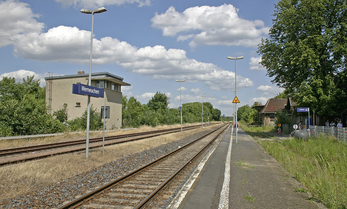 16356 Brandenburg - Werneuchen
