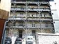 Balcons en bois rue baudrairie a rennes - panoramio.jpg