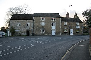 Bourne Civic Society - Baldock's Mill