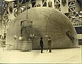 Balloon in the German Section of the Transportation Building at the 1904 World's Fair.jpg