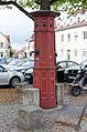 Bamberg, Laurenziplatz, Brunnen, 20150925-001.jpg