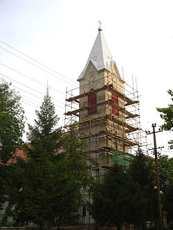 Banatska Topola, Catholic Church.jpg