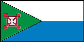 La Carlota, Argentina - Image: Bandera La Carlota