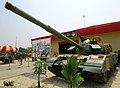 Bangladesh Army upgraded T-59G 'Durjoy' MBT. (33659622075).jpg
