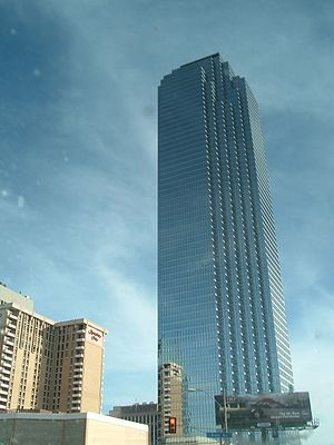 Bank of America Plaza (Dallas) - Image: Bank of America Plaza 01