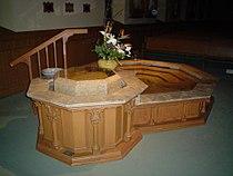 BaptismalFontStRaphaelDubuque