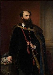 Lajos Batthyány Hungarian politician