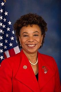 Barbara Lee American politician