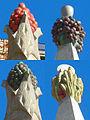 Barcelona, Sagrada família, pinacles.jpg
