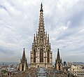 Barcelona Cathedral - Roof of Cathedral.jpg