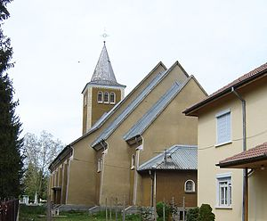 Banat Bulgarians - The Banat Bulgarian Roman Catholic church in Bardarski Geran, Bulgaria