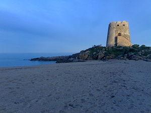 Bari Sardo - Bari tower