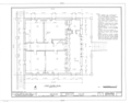 Barkley House, 410 South Florida Blanca Street, Pensacola, Escambia County, FL HABS FLA,17-PENSA,7- (sheet 3 of 6).png