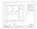 Barkley House, 410 South Florida Blanca Street, Pensacola, Escambia County, FL HABS FLA,17-PENSA,7- (sheet 3 of 6).png