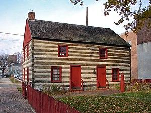 Barnett Bobb House - Barnett Bobb House, November 2010