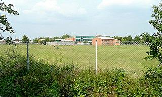 Barnwood Park School Foundation school in Gloucester, Gloucestershire, England