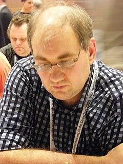 Alexei Barsov Uzbekistani chess Grandmaster
