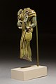 Bastet with Nefertum figure, sistrum, and basket MET LC-17 194 2214 EGDP023502.jpg