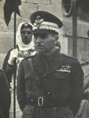 Ettore Bastico - Ettore Bastico in 1942