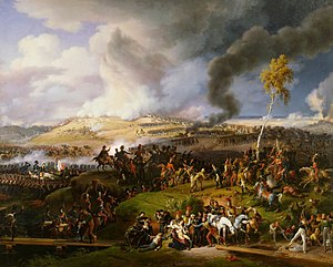 1822 in art - Image: Battle of Borodino