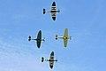 Battle of Britain Memorial Flight - RIAT 2007 (2473604601).jpg