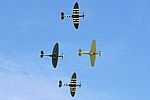 Battle of Britain Memorial Flight - RIAT 2007 (2473604601).jpg