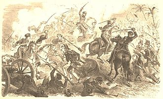 Battle of Resaca de la Palma - Image: Battle of Resaca de la Palma