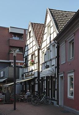 Goldstraße in Lünen