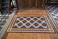 Beauchamp Roding - St Botolph's Church - Essex England - decorative floor tiles.jpg