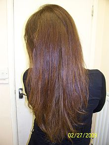 Natural Curly Brown Hair With Blonde Highlights