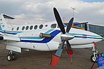 Beech 300 Super King Air '653' (16839587616).jpg