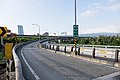 Beishan Bridge Slope to Huandong Boulevard 20141120.jpg