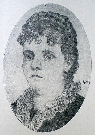 Francisco Linares Alcántara - Image: Belén Esteves Yánes de Alcántara