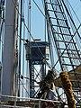 Belem - Telefèric del Port (torre de Sant Sebastià) P1200912.jpg