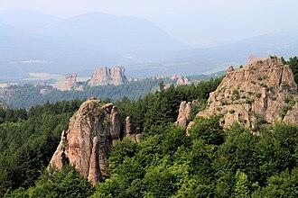 Belogradchik Rocks - Image: Belogradchik Rocks 3848