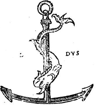 Aldus Manutius - Bembo – Gli Asolani, Aldo, 1505 (page 202 crop)