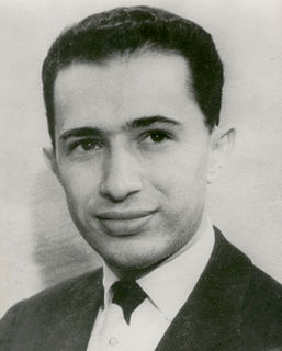Mohammed Seddik Benyahia Algerian politician