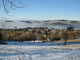 Benecko (Czech republic) Panorama (2006-12-24).jpg