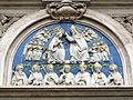 Benedetto buglioni, Incoronazione della Madonna e santi, ognissanti, fi.JPG