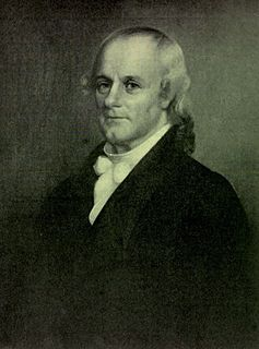 Benjamin Ellicott American surveyor, judge and Congressman