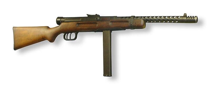 Votre pistolet-mitrailleur préféré - Page 9 800px-Beretta_M1938