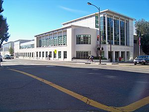 Berkeley High School (California) - Berkeley High School