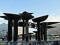 Berlin Alexanderplatz - Brunnen der Völkerfreundschaft - panoramio.jpg