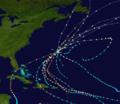 Bermuda hurricane landfalls map.png