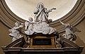 Bernardo ripa su dis. di Andrea Pozzo, estasi di sant'agnese segni tra due angeli, 1702, 01.jpg