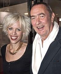 Bernd Eichinger and Katja Hofmann (Berlin Film Festival 2008).jpg